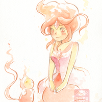 ORIGINAL - Adventure Time:Flame Princess