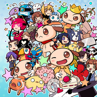 nemu*nemu 7th Anniversay Wallpaper