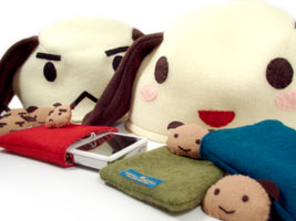 Anpan and Nemu Soft goods