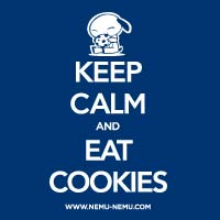 Eat Cookies T Shirt