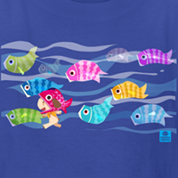 Fishies T-shirt