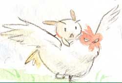 Chapter 48 - Birdie Rides