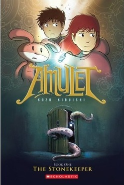 Amulet Book One cover