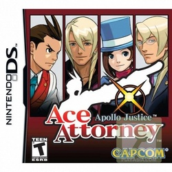 Apollo Justice DS