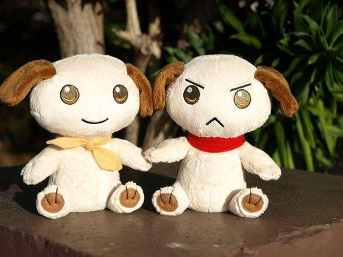 Mascot Pups