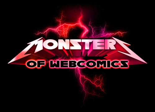 Monsters of Webcomics Logo