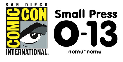 SDCC 2010 Small Press O-13