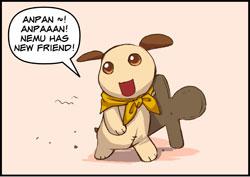 Cute Comics - Anpan Is Anpan - nemu*nemu