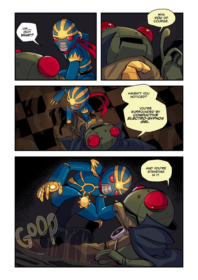 Cute Comics - Cell Mates - nemu*nemu