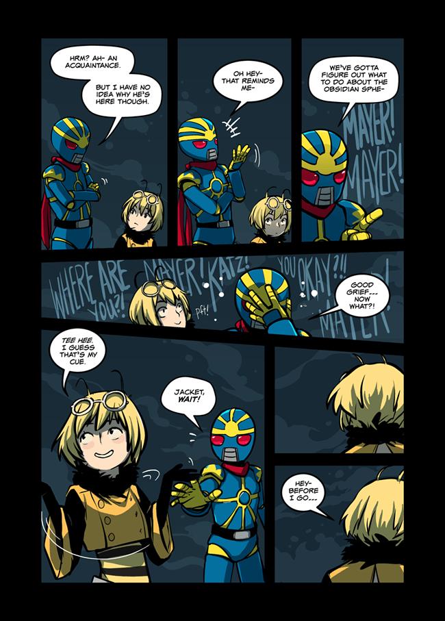 Cute Comics - Knock Knock - nemu*nemu