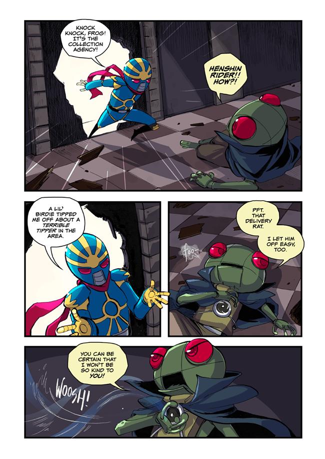 Cute Comics - Goop! - nemu*nemu