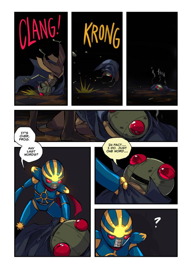 Cute Comics - Epilogue I: End - nemu*nemu