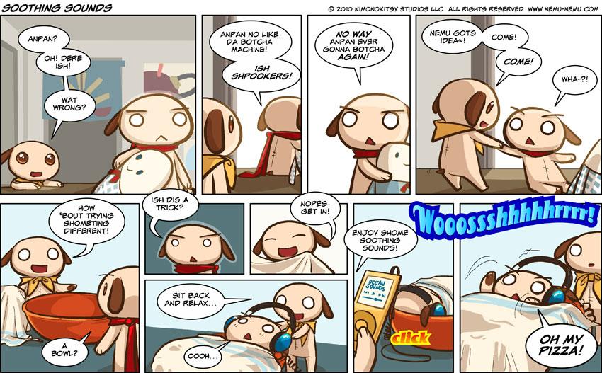 Cute Comics - Pain - nemu*nemu