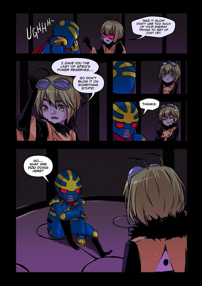 Cute Comics - Engage - nemu*nemu