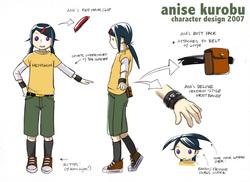 Anise Kurobu 2007