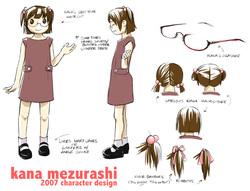 Kana Mezurashi 2007