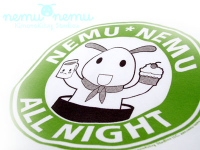 nemu*nemu All Night!