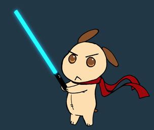 Jedi Anpan~!