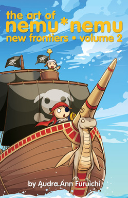 Art of nemu*nemu Volume 2 - New Frontiers