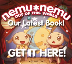 It's Out of this World! Get nemu*nemu Volume 5 Today!