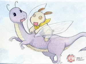Thumbnail image for Nemu & Dinopony